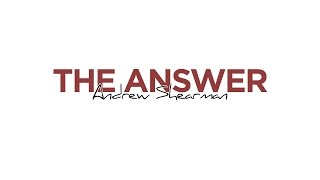 Andrew Shearman - The Answer
