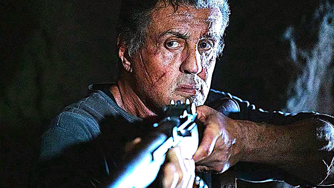New poster and final TV spots for Rambo: Last Blood are