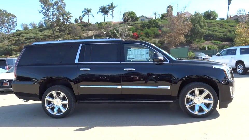 2017 Cadillac Escalade ESV Orange County, Irvine, Laguna ...