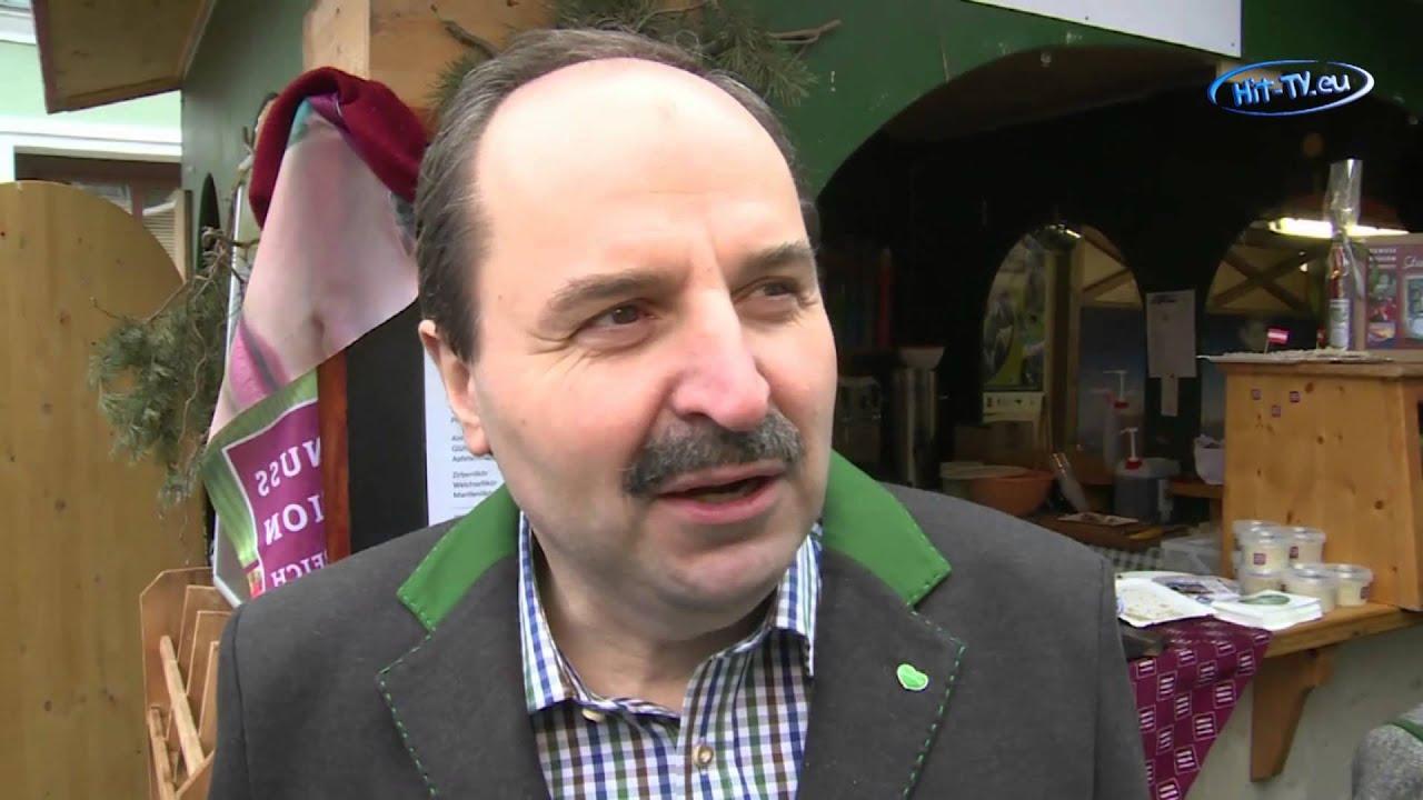Kulinarischer WM-Slalom mit Starkoch Johann Lafer