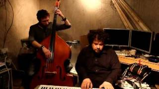 Fur Elise, Beethoven - Jazz Piano & Double Bass Version - Improvisation