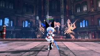Blade & Soul Arena PvP  Blade Dancer vs Summoner