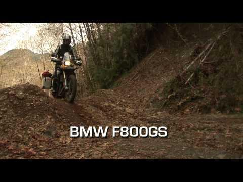 GlobeRiders BMW F800 GS Adventure Touring Instructional DVD