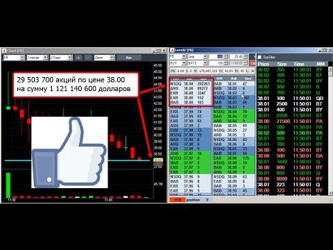 IPO Facebook, как это было