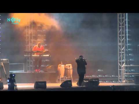 TIMAYA PERFORMS IN CALABAR CANIVAL