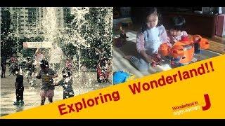 [원더키즈TV]재이와 지수의 원더랜드 탐험이 시작된다!