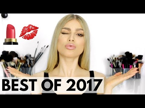 BEST OF BEAUTY 2017 | MOST USED PRODUCTS!