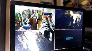 Setting DVR SPC Online