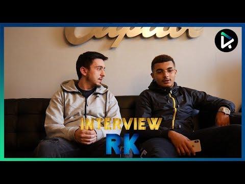 Youtube: RK: Son succès, son petit frère, Fianso (Interview)