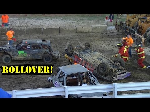 Ottawa County Derby - Compact Heat - 2016 (w/Rollover)