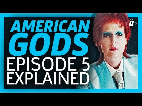 American Gods Episode 5 Breakdown!