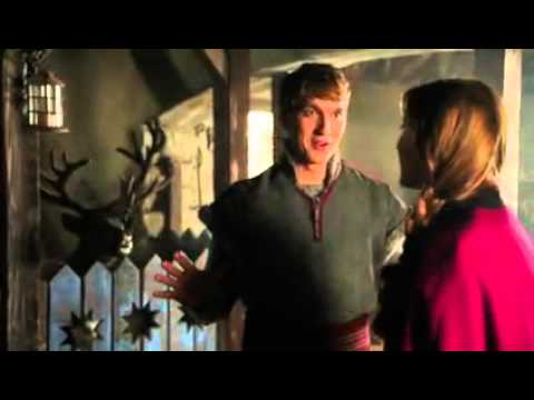 Anna & Kristoff  4x04 Once Upon A Time