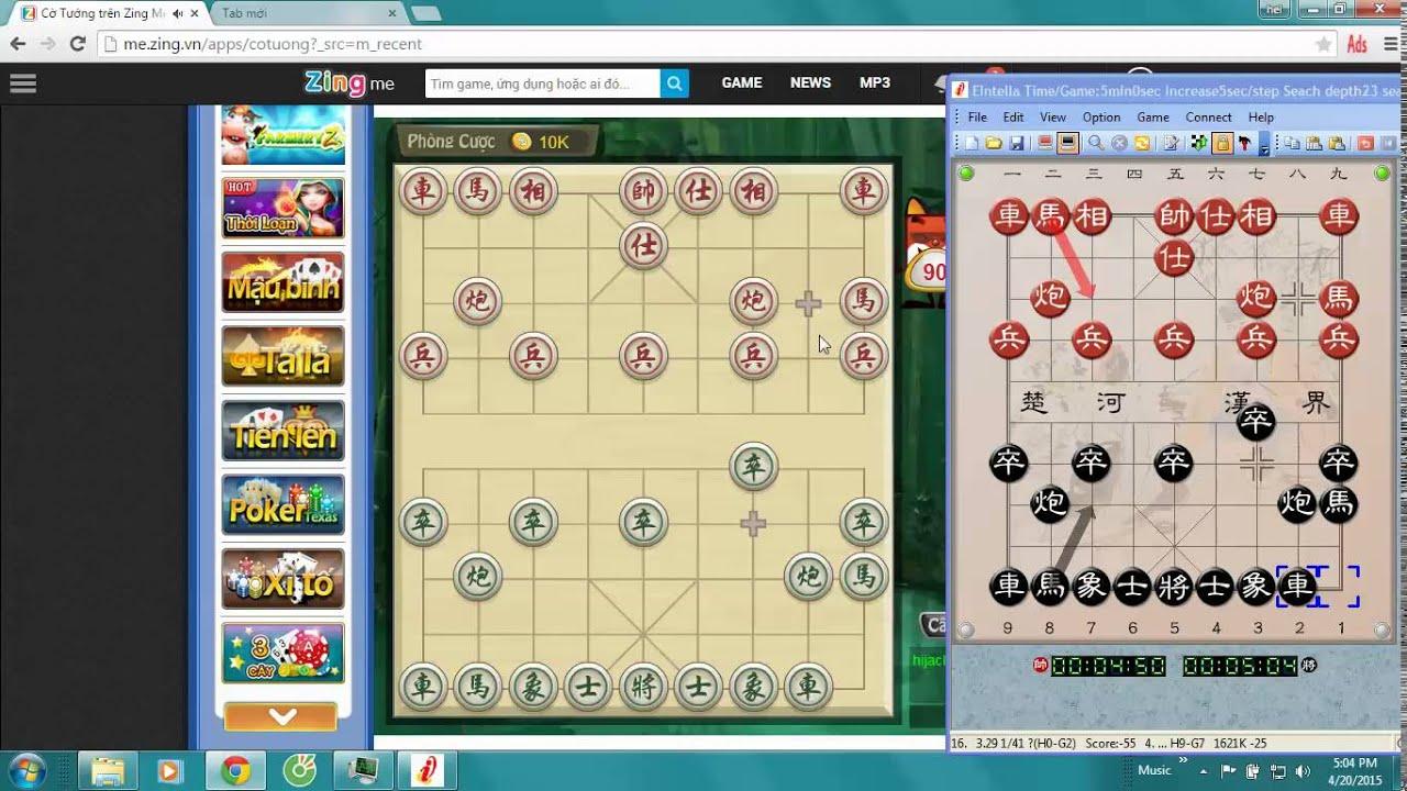 SW phần mềm thắng kỳ thánh vô địch Zing Play Cớ tướng 64bit