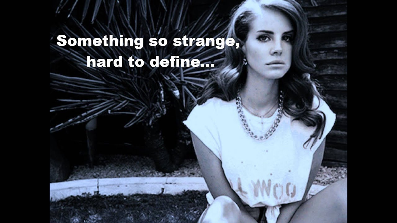 Lana Del Rey Million Dollar Man With Lyrics Youtube
