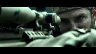Americký Sniper - oficiální hlavní trailer s českými titulky
