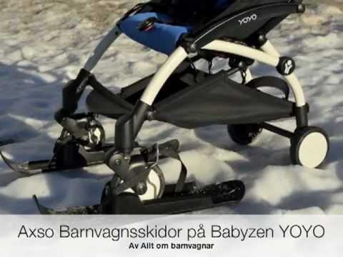 Axso Barnvagnsskidor På Babyzen YOYO