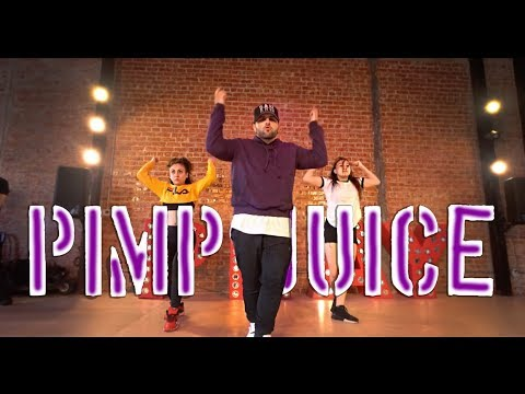 Nelly - Pimp Juice Choreography | By Mikey DellaVella