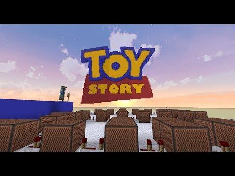 Toy Story - You've Got A Friend In Me [Minecraft Noteblocks]