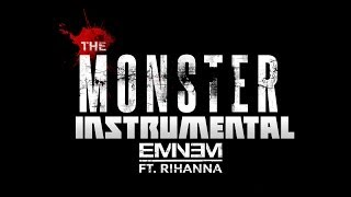 Eminem - The Monster ft. Rihanna [Instrumental] + DOWNLOAD