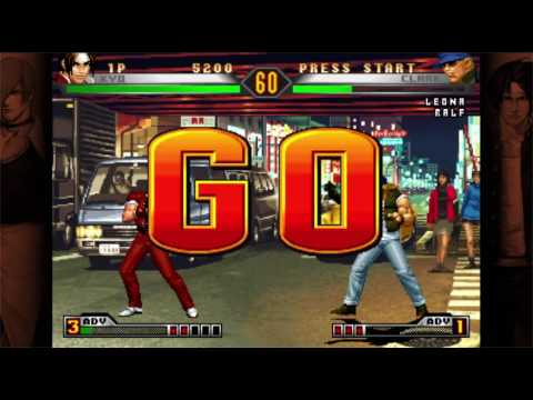 King of Fighters '98 Ultimate Match Final Edition |