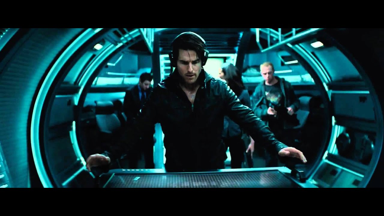Mission Impossible 4 Ghost Protocol Official Trailer