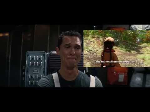 Matthew McConaughey reacciona a la conferencia de Sony del E3