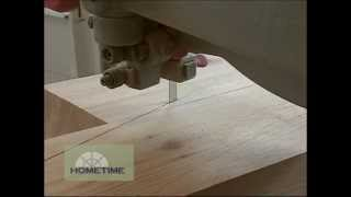 Cutting Decorative Brackets