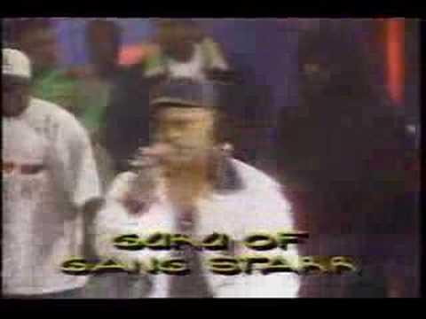 Old School Rap All-Stars on Arsenio Hall Show