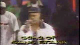 Old School Rap All-Stars on Arsenio Hall Show
