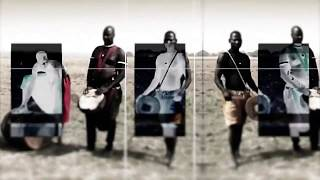African Head Charge /// DRUMMING IS A LANGUAGE