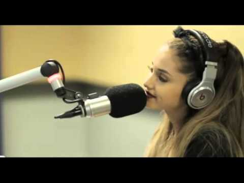 Ariana Grande's interview with Power 106 LA Radio Station