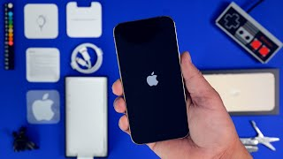 Unboxing every version of the iPhone 13