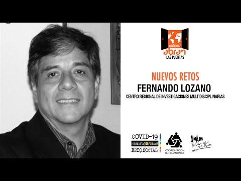 Cuando se abran las puertas: Fernando Lozano [47]