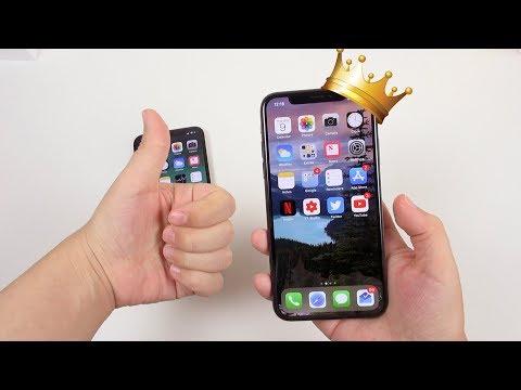 iPhone X Display Review: TOP NOTCH (pun)