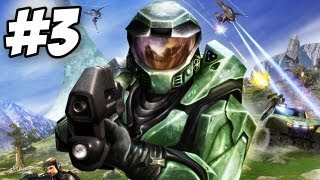 Halo: Combat Evolved Walkthrough | Halo  | Part 3 (Xbox/PC)