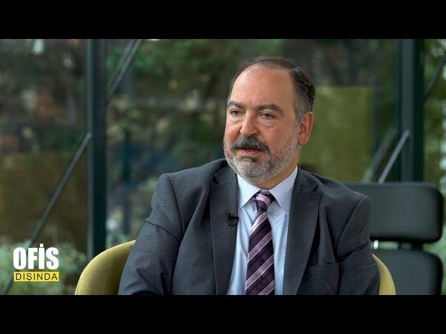 Ofis Dışında - Pegasus Hava Yolları Genel Müdürü Mehmet Tevfik Nane