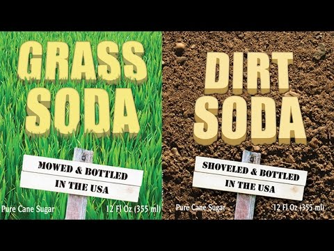 Image result for grass soda