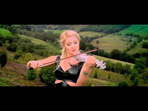 DESTINY - Kate Chruscicka - CANCER RESEARCH UK LONDON MARATHON 2016 - classical & electric violinist