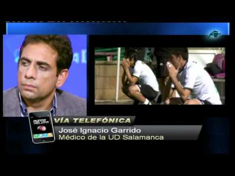 Ignacio Garrido y Marcos Márquez hablan sobre Miguel García