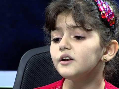 دموع هيفاء الحسيني وهي تناشد كل السياسيين لمساعدة الطفلة سجى شاهد حكاية الطفلة سجى كاملة