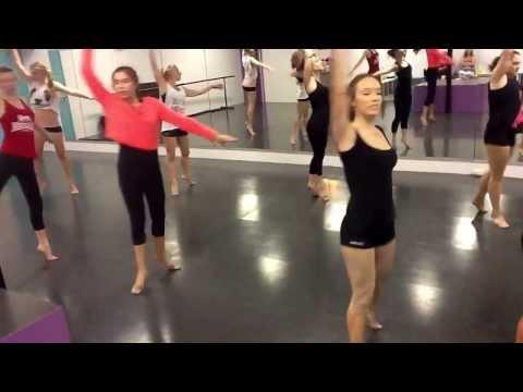 Snr adult ballet