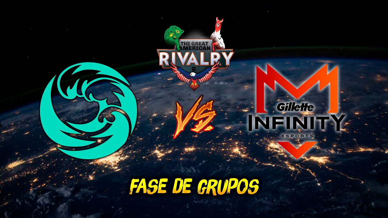 Beastcoast vs Infinity Esports ► The Great American Rivalry Division 1 (BO2) 😍 | Dota 2