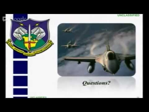 NORAD presents: The #1 Reason GA Aircraft are intercepted & How to Avoid It @ Sun N Fun 2013