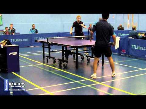 Gavin Rumgay vs. Wang Zheng (British League Table ...