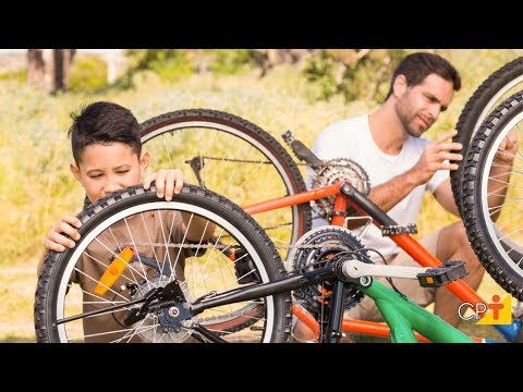 Curso a Distância Bicicletas - Escolha, Regulagem e Manutenção - Características dos Aros
