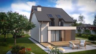 """видео проект дома в 3Д от компании """"Красивый дом"""" kamen-dom.ru"""