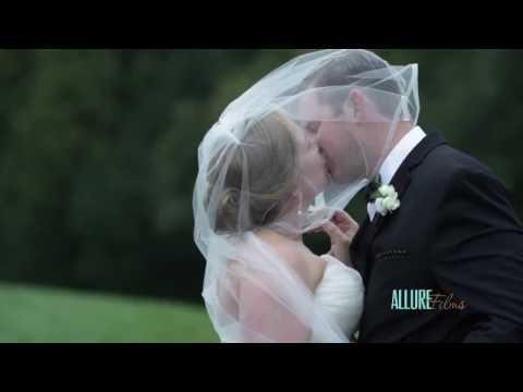 Philadelphia Country Club Wedding | Allure Films