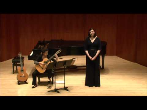 Mary Whitaker's BM Recital- part 1- Middle English set