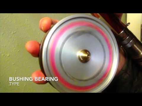 Bushing Vs Ball Bearing Float Reel Comparison