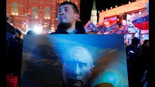 Путин и народ едины: их обманули!. Delfi.lv, Латвия.